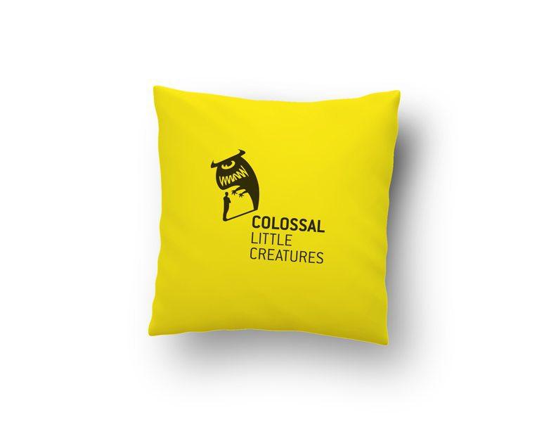 colossal-little-creatures-pillow